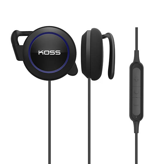 K-BT221I - Koss Bluetooth Earbud w/Mic Black     (6/24)