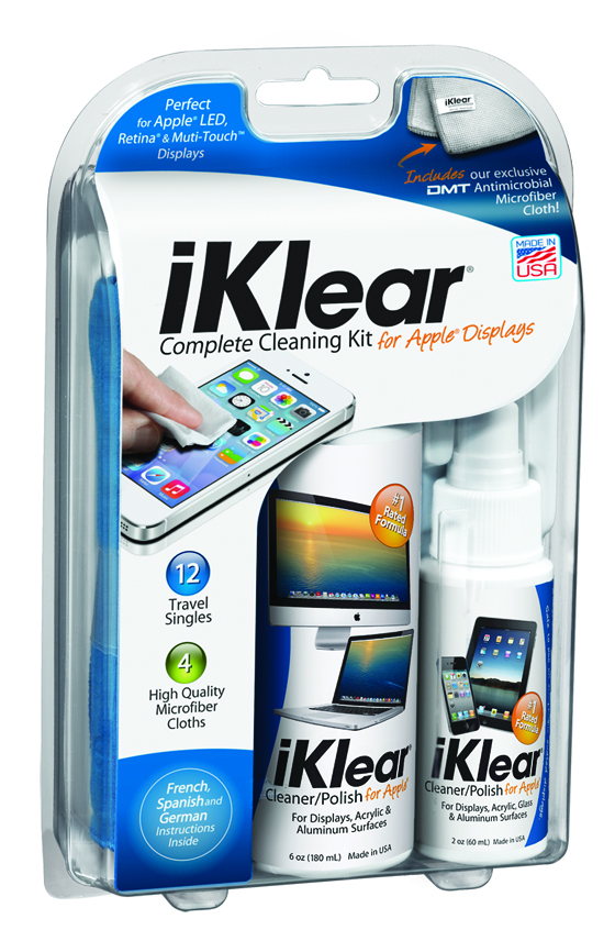 IK-26K - iKlear Complete Cleaning Kit   (12)